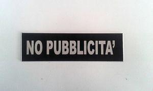 Volantinaggio No Pubblicità